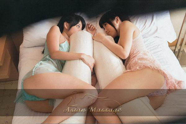 Japanese Masseuse Jin and Jun, Age 19 Picture 3